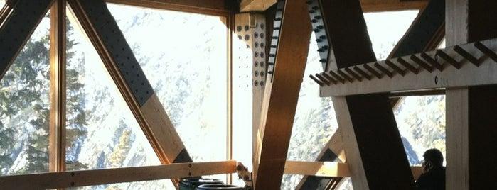 Mid Gad Lodge (Snowbird) is one of Orte, die Xiaoyu gefallen.