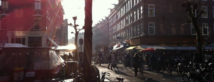 Albert Cuyp Markt is one of Must Have in Amsterdam.