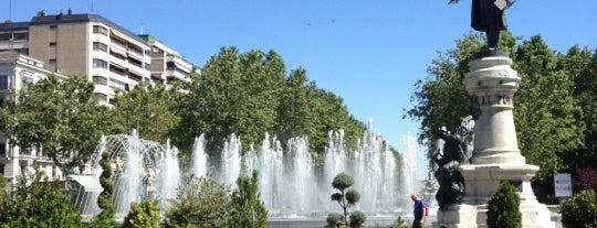 Plaza Zorrilla is one of Valladolid.