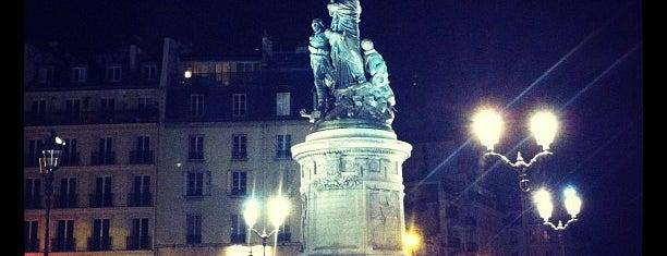 Place de Clichy is one of j'ai été.