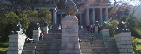 Rhodes Memorial is one of World Sites.