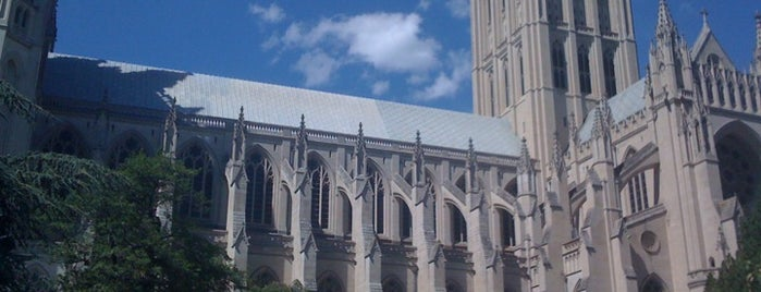 Washington National Cathedral is one of Guide to Washington's best spots.