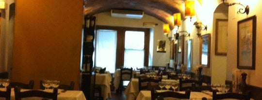 Trattoria Cammillo is one of Italy to-do.