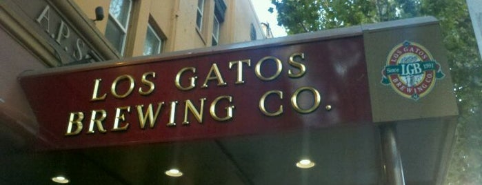 Los Gatos Brewing Co. is one of Beer-Bar-Brew-Breweries-Drinks.