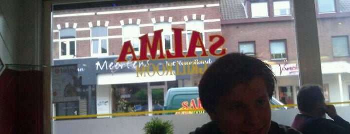 Grillroom Pizzeria Salma is one of N. 님이 저장한 장소.