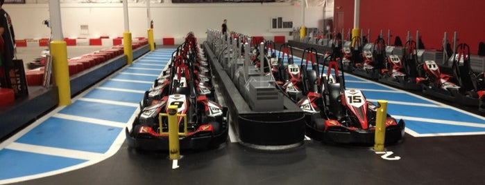 K1 Speed Austin is one of To Try.