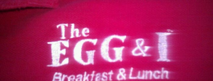 The Egg & I Restaurants is one of Jayさんの保存済みスポット.
