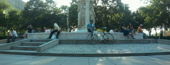 Dupont Circle is one of Places that are checked off my Bucket List!.