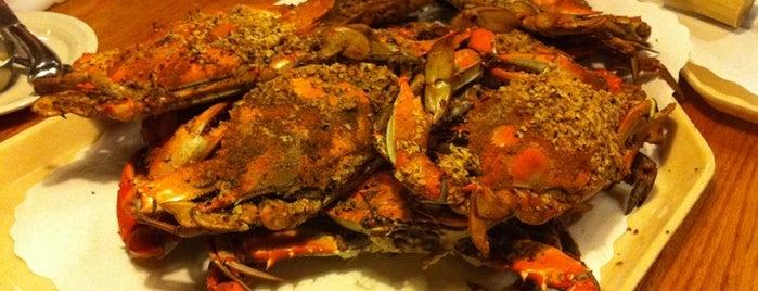 The Crab Shanty is one of Tempat yang Disimpan Miko.