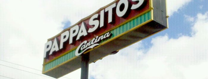 Pappasito's Cantina is one of Houston.