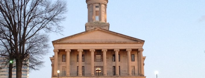 Tennessee State Capitol is one of State Capitols.