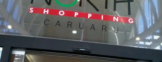 Caruaru Shopping is one of Charles Souza Madureira : понравившиеся места.