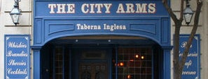 The City Arms is one of Bars & Restaurants, I.