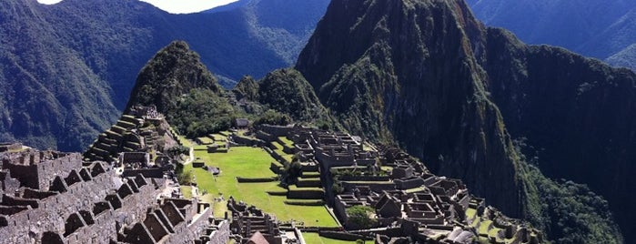 Machu Picchu is one of Top photography spots.