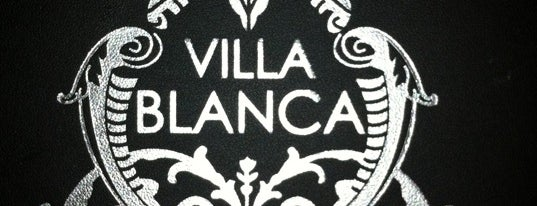 Villa Blanca is one of Bars and Restaurants LA.