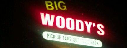 Big Woody's is one of Lieux qui ont plu à Jessica.