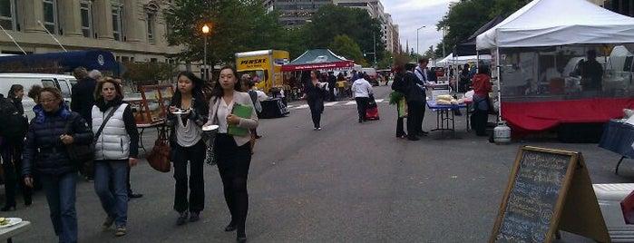 FRESHFARM Market by the White House is one of Washington DC SPOTS 2 C.