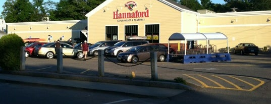 Hannaford Supermarket is one of Acadia.