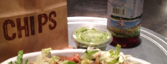Chipotle Mexican Grill is one of Cheap Eats!.