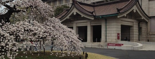 Tokyo National Museum is one of Lugares favoritos de モリチャン.