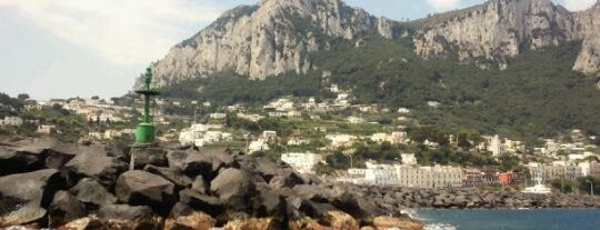 Marina Grande is one of Guide to Capri's best spots.