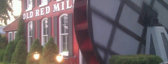 The Red Mill Inn is one of To Do in The Buff.