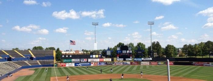 Joe W. Davis Municipal Stadium is one of Minor League Ballparks.