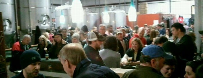 Central Waters Brewing Co. is one of Best US Breweries--Brewery Bucket List.