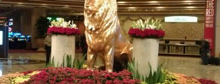 MGM Grand Hotel & Casino is one of Hot Spots in Las Vegas, NV #visitUS.