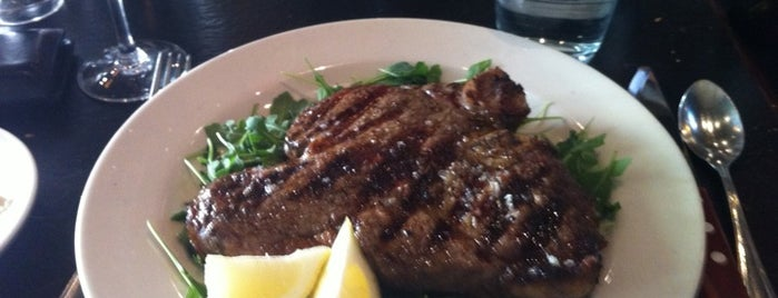 Corso Trattoria is one of SF Chronicle Top 100 Restaurants 2012.