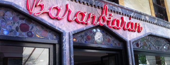 Barandiaran is one of Lieux qui ont plu à Fábio.