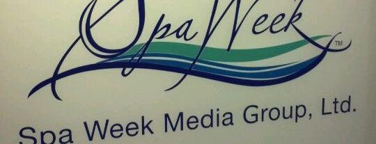 Spa Week HQ is one of Lugares guardados de Louis.