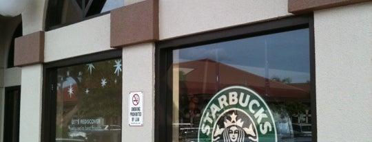 Starbucks is one of Lugares favoritos de David.