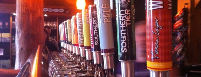 Southern Tier Brewing Company is one of Best US Breweries--Brewery Bucket List.