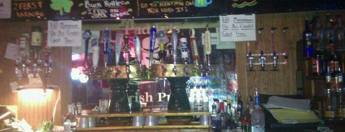 Paddy's Irish Pub is one of Iowa Restaurants 🌽.