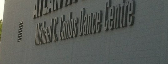 Michael C. Carlos Dance Centre - Atlanta Ballet is one of Atlanta.