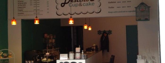 Destino Cupcakery is one of Camila 님이 저장한 장소.