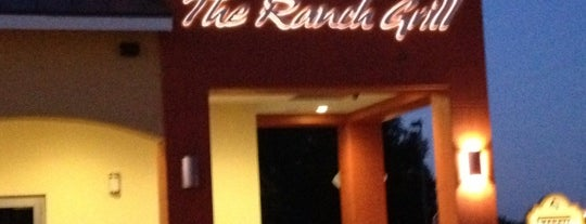 The Ranch Grill is one of Locais curtidos por Asli.