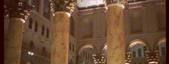 Ulusal Yapı Müzesi is one of Washington, DC.