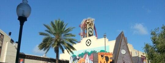 Universal Studios Florida is one of Orlando Area.