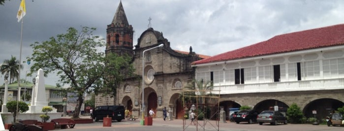 Barasoain Church (Our Lady of Mt. Carmel Parish) is one of Orte, die Shank gefallen.