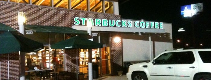Starbucks is one of Latonia's Liked Places.