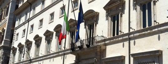 Palazzo Chigi is one of next.
