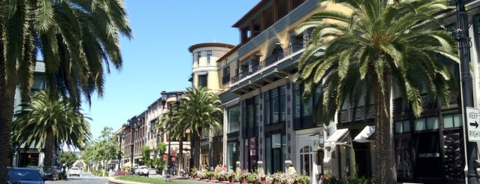 Santana Row is one of N.L and M.C.'s Best of the Best.