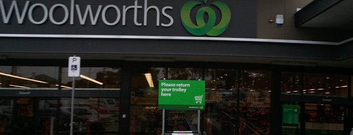 Woolworths is one of Yohan Gabrielさんのお気に入りスポット.