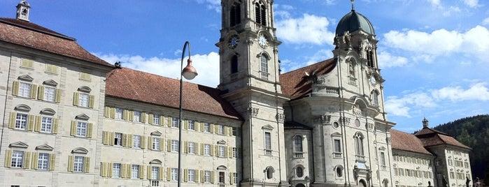 Kloster Einsiedeln is one of Nieko : понравившиеся места.