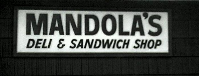 Mandola's Deli is one of Food -TX,OK,AR,LA.