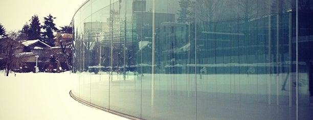 金沢21世紀美術館 is one of 100 Museums to Visit Before You Die.