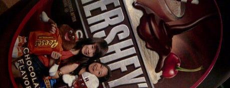 Hershey's Chocolate World is one of Essen 8.
