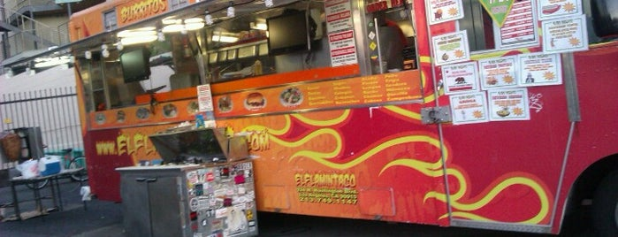 El Flamin' Taco is one of Must-visit Mexican Restaurants in Los Angeles.